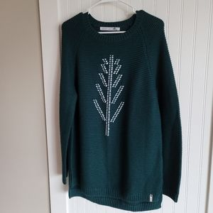 Woolrich sweater NWT L